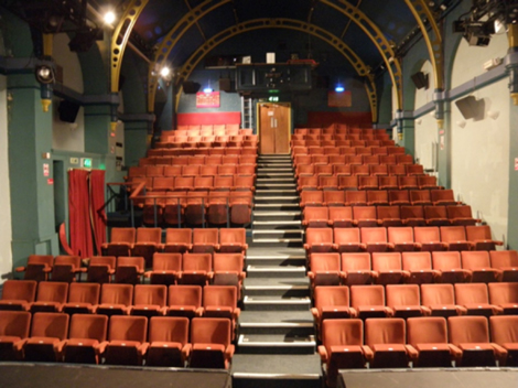 Corn Exchange Seating